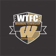 Warren Twp Football League Car Decal