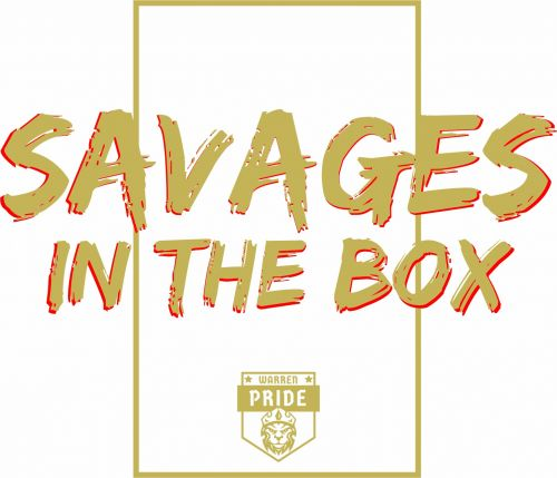 Savages In the Box Tee
